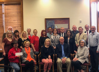 Community Foundation of West Texas Provides over $40,000 to Plainview Nonprofits!