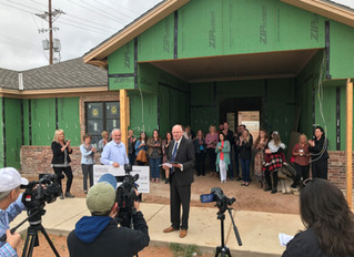 Community Foundation of West Texas and Parkhill, Smith and Cooper Grants $107,000 to West Texas Area