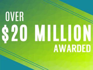 Community Foundation of West Texas Awards over $20 Million!