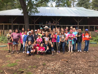 Featured Grant Story: Friends of Camp Mary White