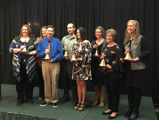 Eight Teachers Honored at Distinguished Educators of Lubbock County Event