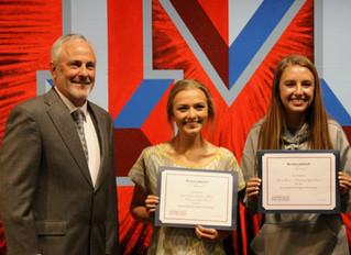 2017 Don & Sybil Harrington Scholarship Recipients