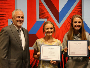 2017 Don & Sybil Harrington Scholarship Recipients