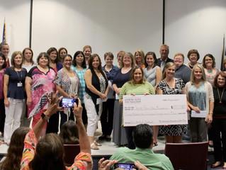 Over $30,000 Awarded in Teacher Grants