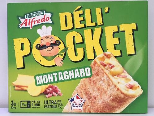 Déli'Pocket (Montagnard/Jambon fumé gorgonzola)
