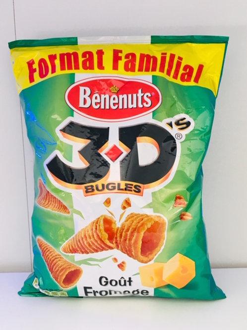 Benenuts 3D - Goût fromage