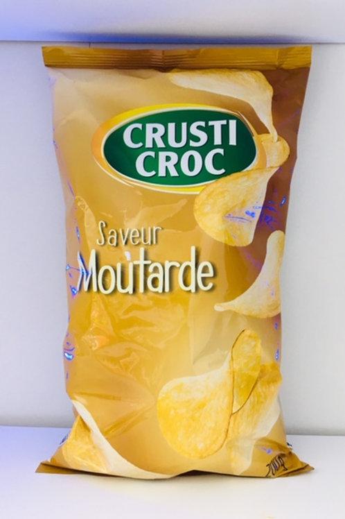 Crusti Croc - Saveur moutarde