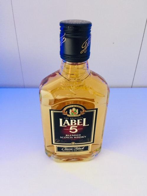 Label 5 Scotch Whisky - 70cl