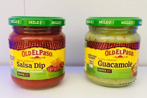 Old El Paso- Salsa Dip/Guacamole