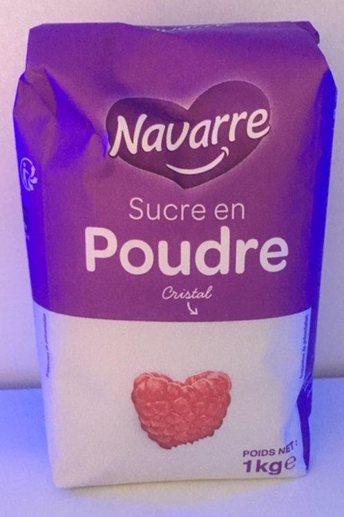 Navarre - Sucre en poudre