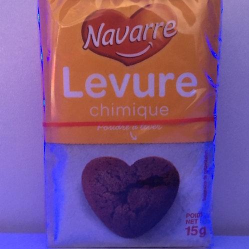 Navarre - Levure