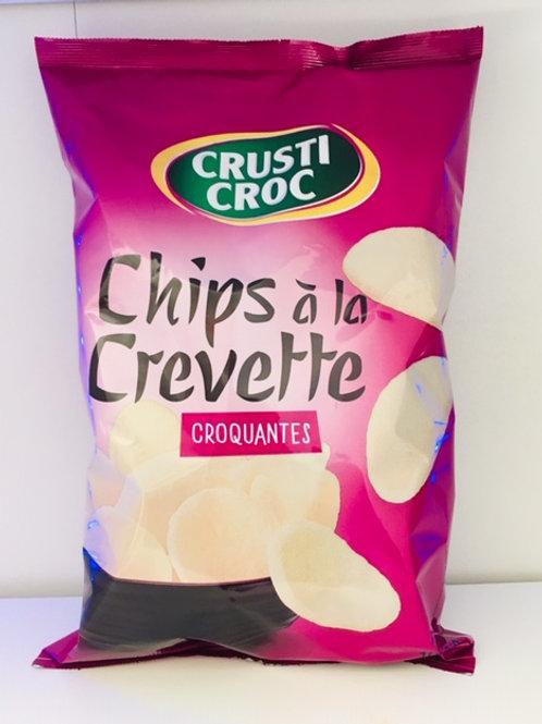 Chips à la crevette