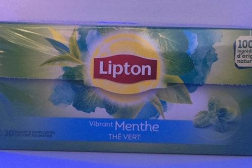 Lipton - Thé verte