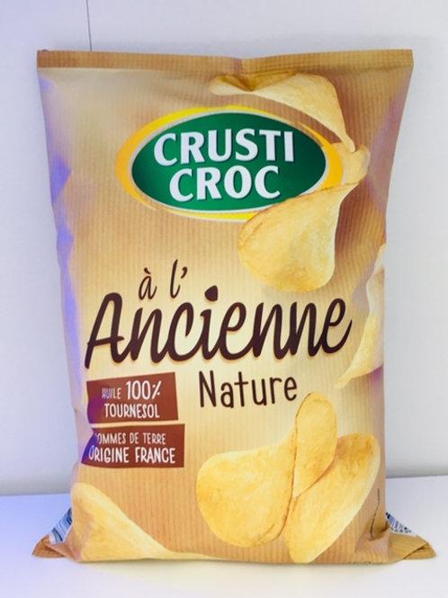 Crusti Croc - Chips à l'ancienne (Nature)