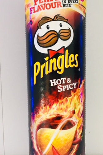 Pringles - Hot & Spicy