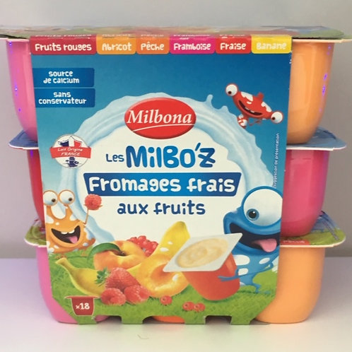 Les Mibo'z fruits