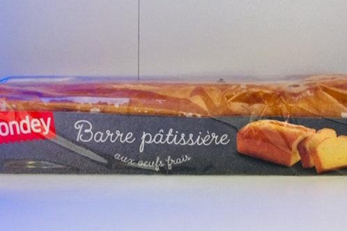 Barre pâtissière