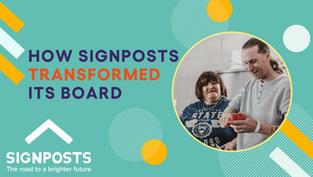 Transforming a charity board