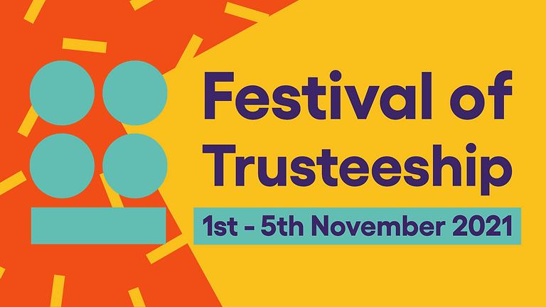 Getting on Board - Festival of Trusteeship 2021
