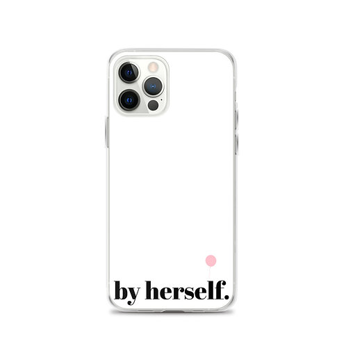 By Herself iPhone Case