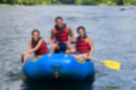 Family Rafting adventures