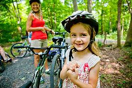Mountain Bike Rentals in Pocono Mountains Delaware Water Gap, PA