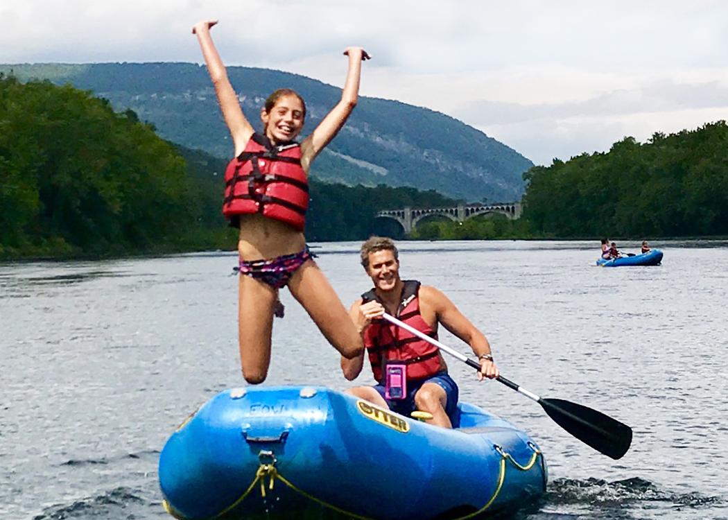 Rafting DWG