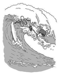 Maxi the Lifeguard Beach Battle