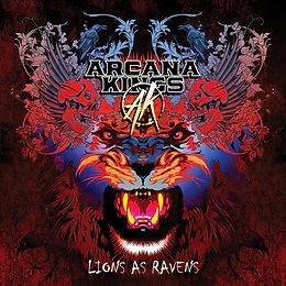 Lions As Ravens Album Cover