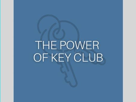 The Power of Key Club
