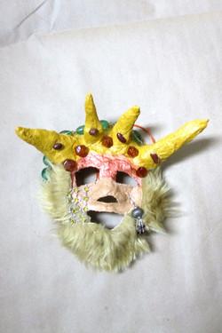 2nd Grade; Primitive Mask
