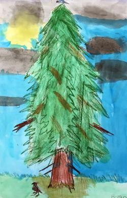 Watercolor - 7th Grade