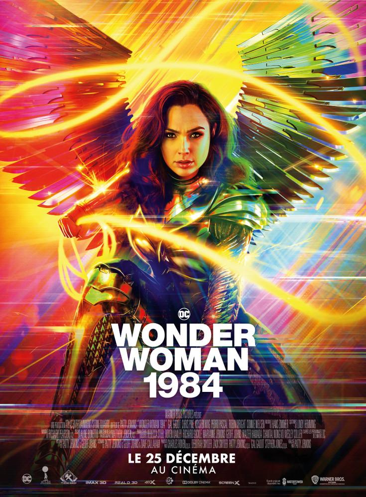 WoONDER WOMAN 1984