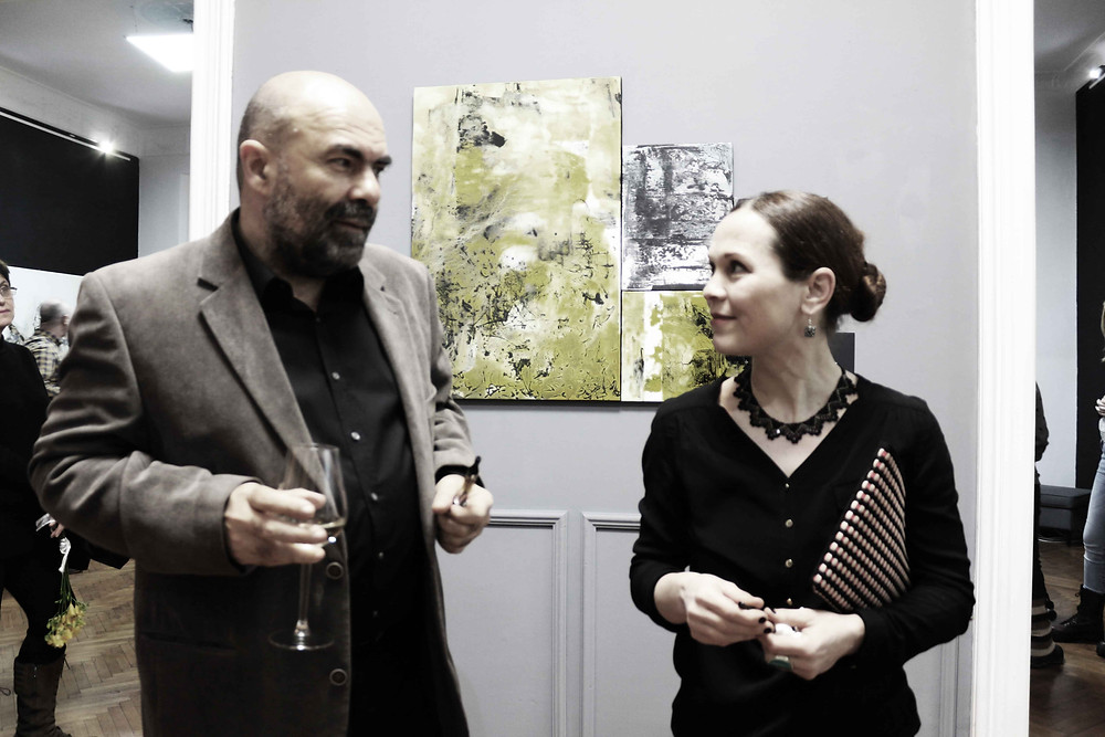 Solo Show Mirela Iordache, Courtesy of the Artist