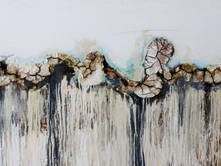 The Entropic Abstract of Bucharest-based artist Mirela Iordache