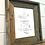 Thumbnail: Do You Suppose Rustic Barnwood Framed Art