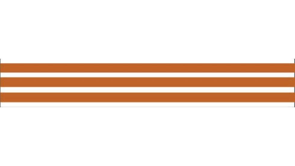 Eletrofita 3pistas 15A - Equivalente ao cabo flex 1,5mm²