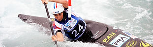 Kayak de Slalom - Discipline des jeux Olympique