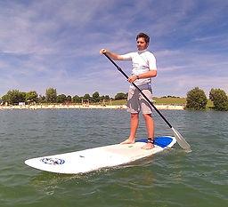 SUP Lac de la Monnerie