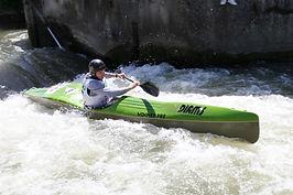 Kayak de descente - Clément Dubois