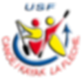 Logo du club de canoë / kayak La Flèche