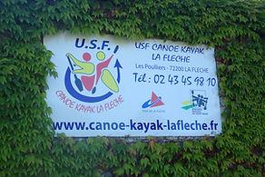 Base de canoe kayak
