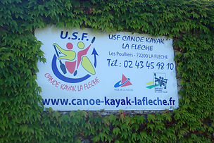 Base de canoe kayak