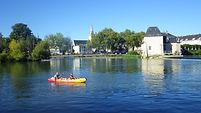 Location kayak La Flèche