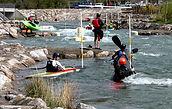 Slalom - Bassin de Millau