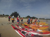 Kayak de mer - Sortie loisirs