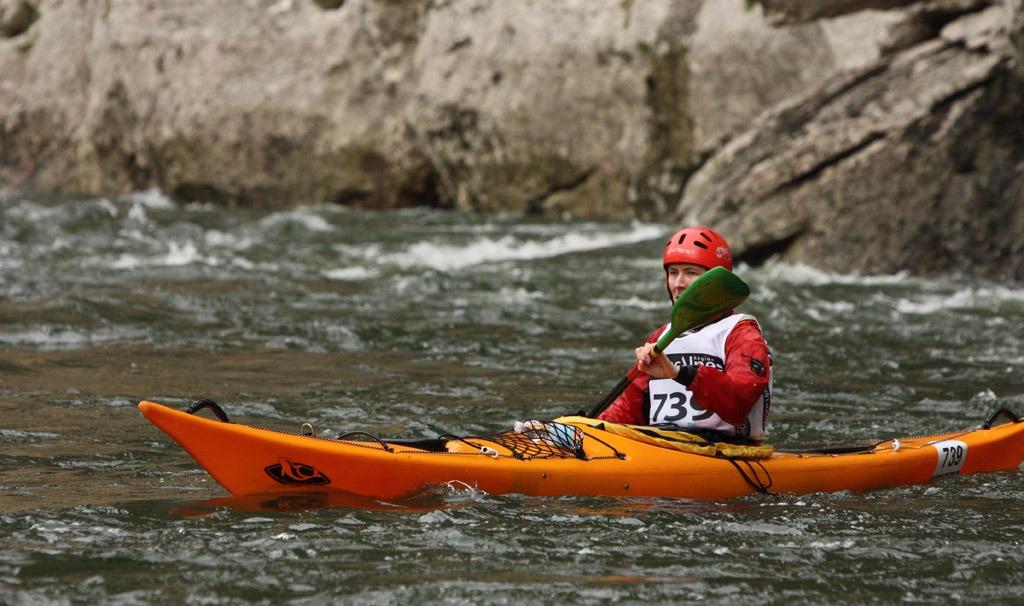 Patrice Vannier - Marathon Ardèche