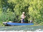 Pêche en barque La Flèche