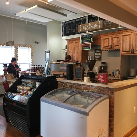 Birch & Banyan Coffee Shop