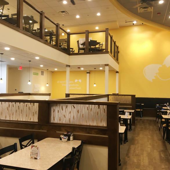 Scramblers Restaurant - Brookfield